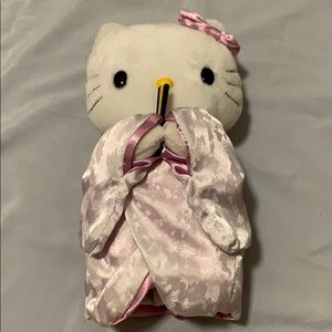 2/$10 Pretty Sanrio hello kitty in Japanese kimono